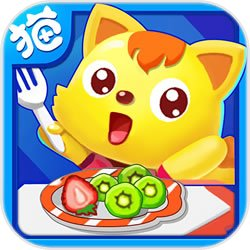 猫小帅水果拼盘