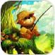熊探险找不同