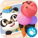 熊猫博士的冰淇淋车
