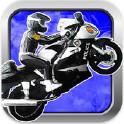摩托车警察赛车游戏